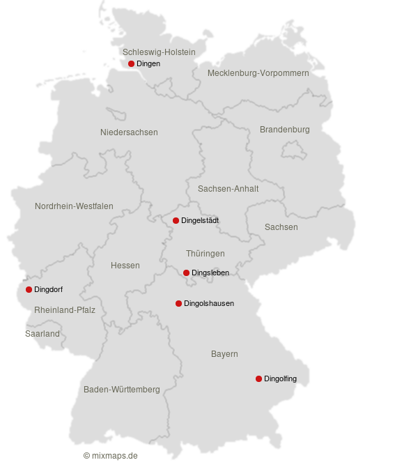Städte in baden württemberg karte