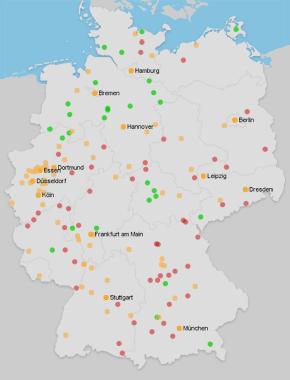 deutschland karte erstellen mixmaps